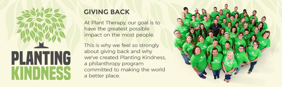 giving back kindness