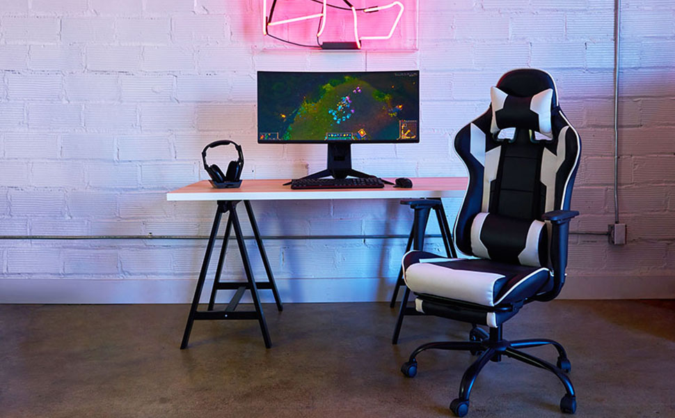 Gaming chair racing chair