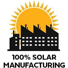 100% Solar