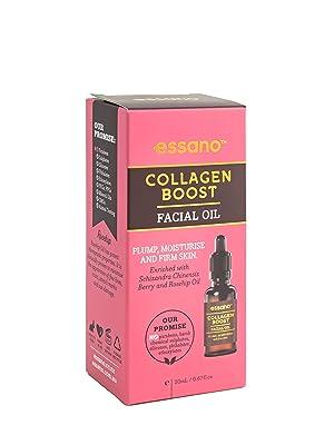 essano collagen boost facial oil