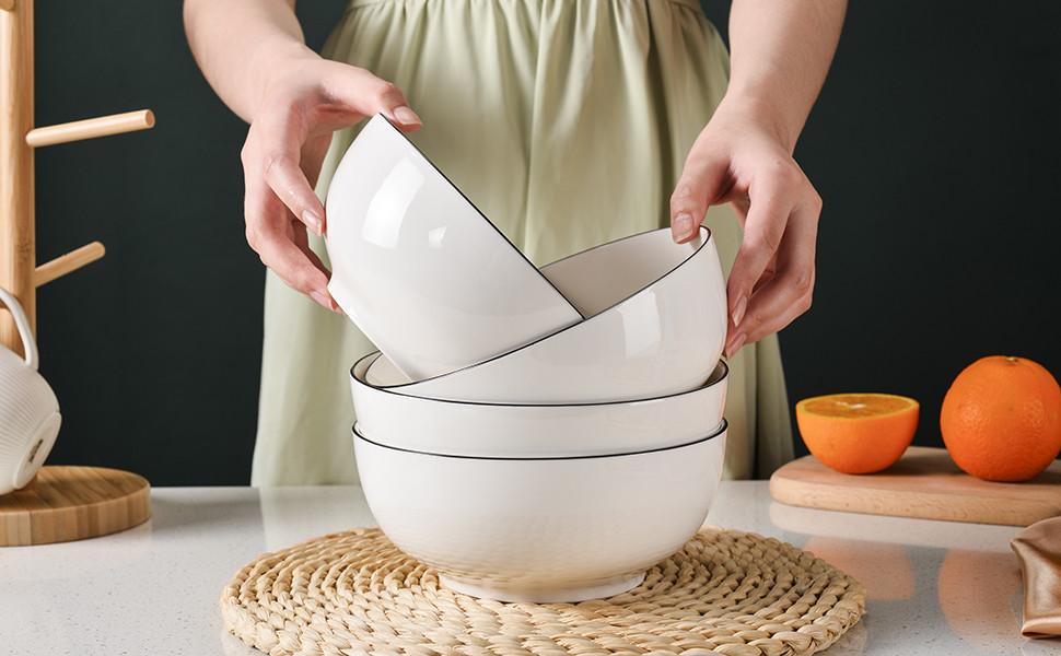 large soup bowls