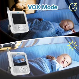 VOX Mode (Power saving mode)
