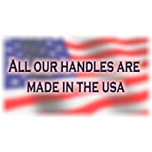 Handles Made in USA