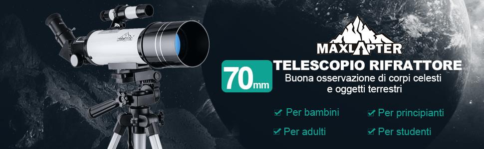 Telescope refractor