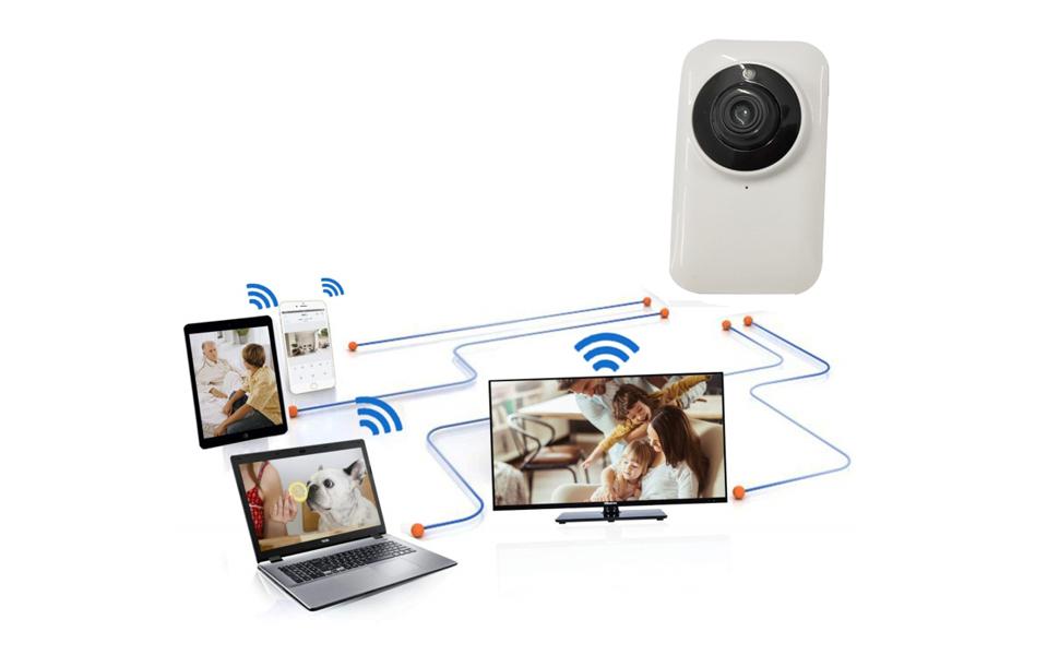 Seculink K6 Cloud Security Camera