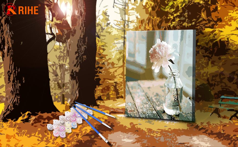 Cadeau De Pein Bricolage Num/érique pour Enfants Adultes Peindre Peinture /À lhuile YTTBH Peindre par num/éro Kits Home D/écor R/ésum/é color/é animal chat 40x50 cm Personnalisable Peinture Numero Adulte