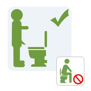 women pee