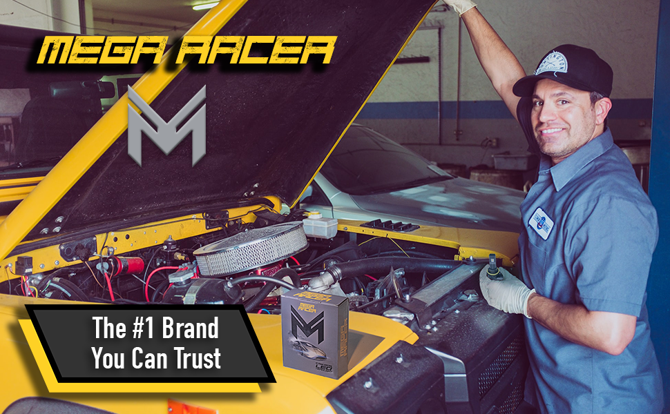 Mega Racer The #1 Brand You Can Trust