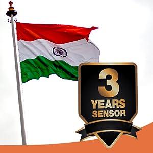 3 Year Sensor Support