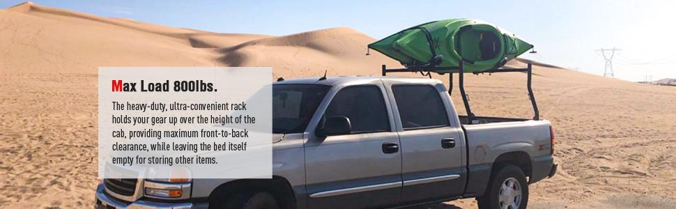 Steel Universal Truck Rack