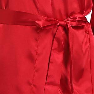 Vlazom Women's Kimono Robes