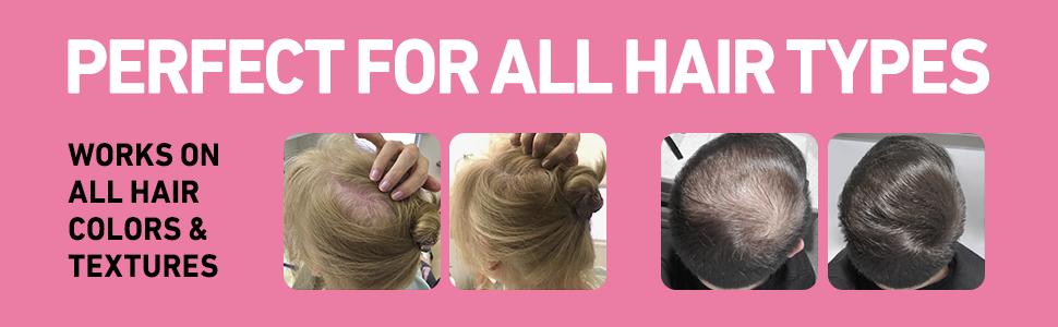 Hair Fibers for Thinning Hair