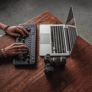 Lightroom Loupedeck photo editing console adobe