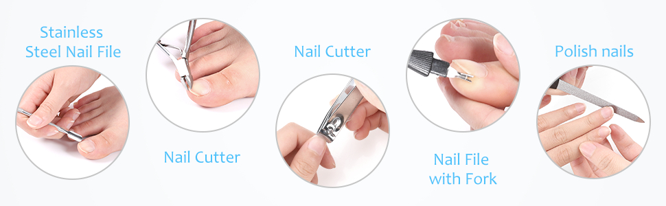 professional pedicure kit