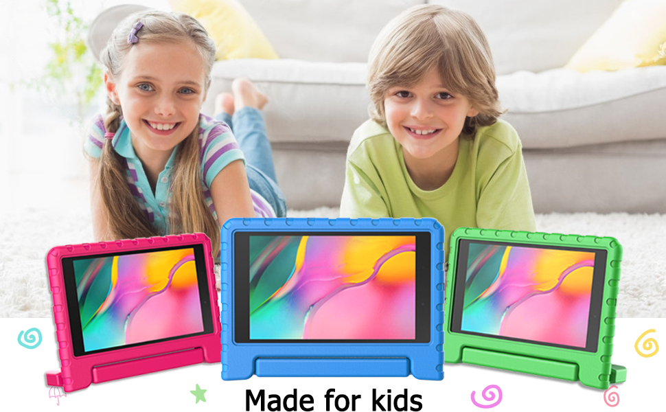 Samsung Tab A 8.0inch 2019 release Handle Kids Case