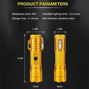 protable lighter