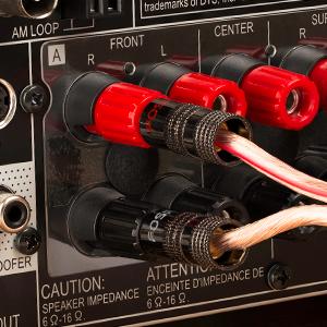 speaker wire connectors