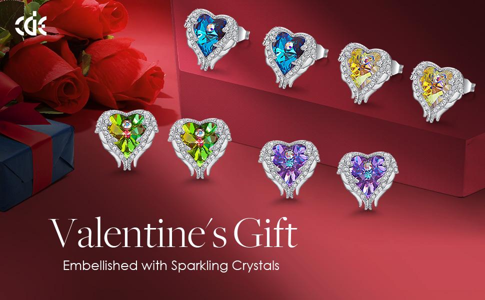 earrings for women women Valentine gifts mom Valentine gifts gifts for Valentine