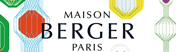 Maison Berger Lamps