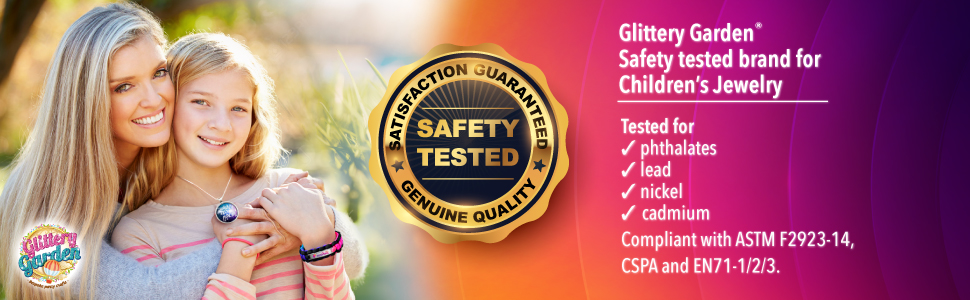 safety tested jewelry craft kit girls kids