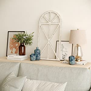 Lifestyle pic of cathedral frame