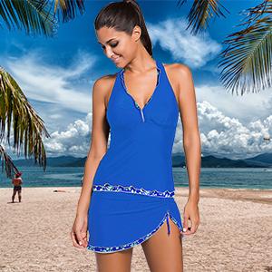 costume da bagno diviso beachwear swimwear imbottito swimsuit costumi da mare