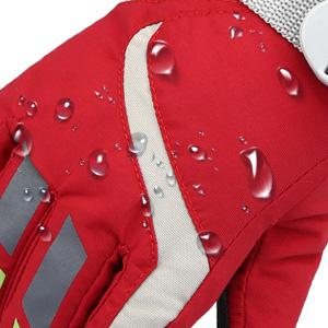 kids waterproof ski warm gloves