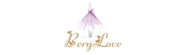 Berylove Mujer Vestido