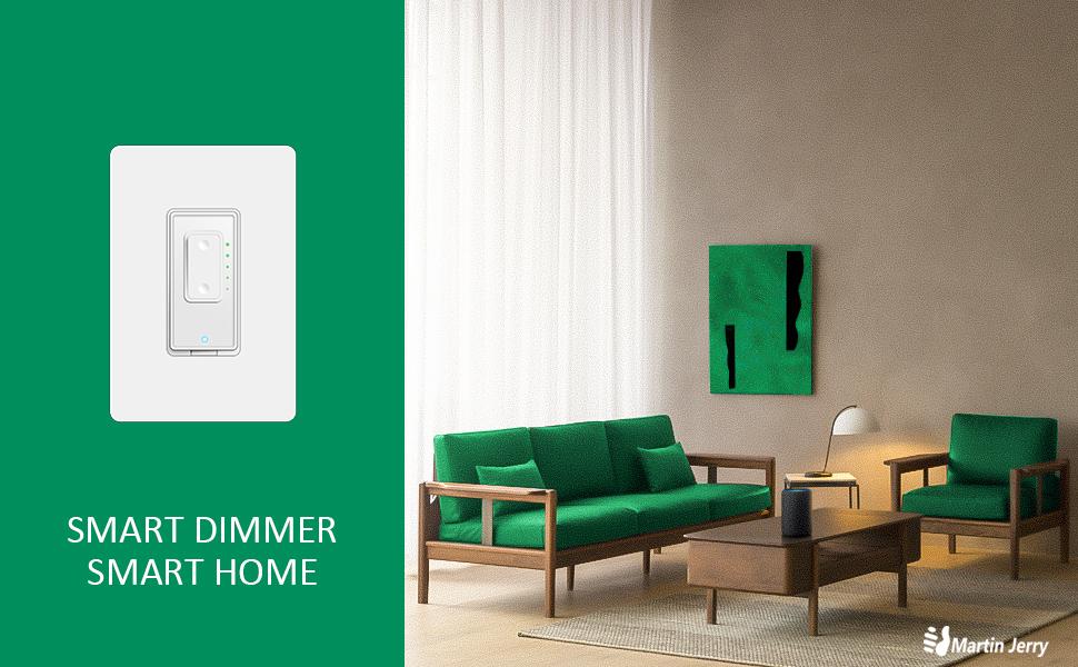 Smart Dimmer Smart Home