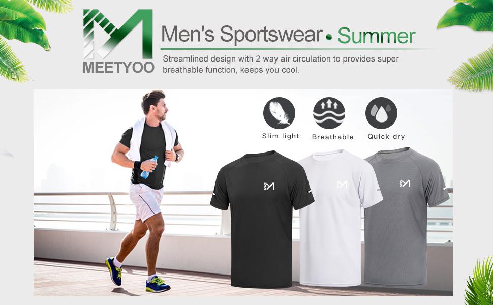 sport t shirt men