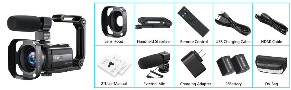 video camera digital camera