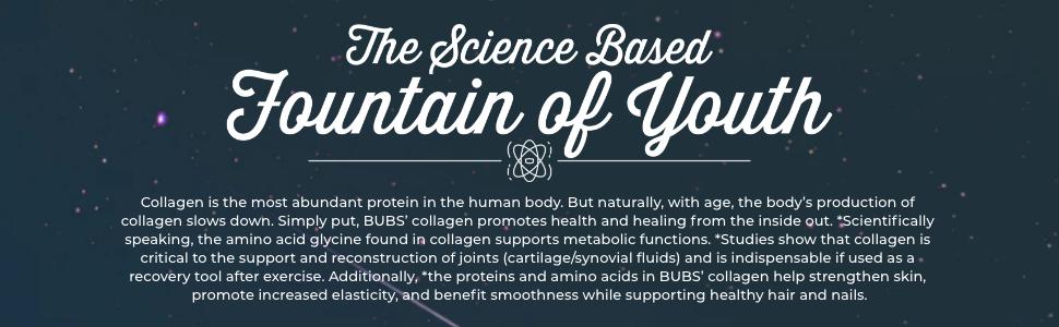 collagen science, good collagen, best collagen