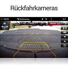 Z-N965 ermöglicht den Anscjluss von drei Kameras