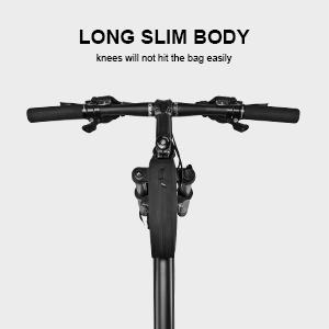 long slim body