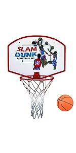 wooden basketball