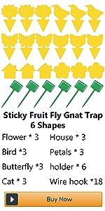 butterfly sticky trap butterfly sticky traps for plants fruit fly sticky traps sticky paper for bug