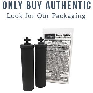 black berkey purification filters