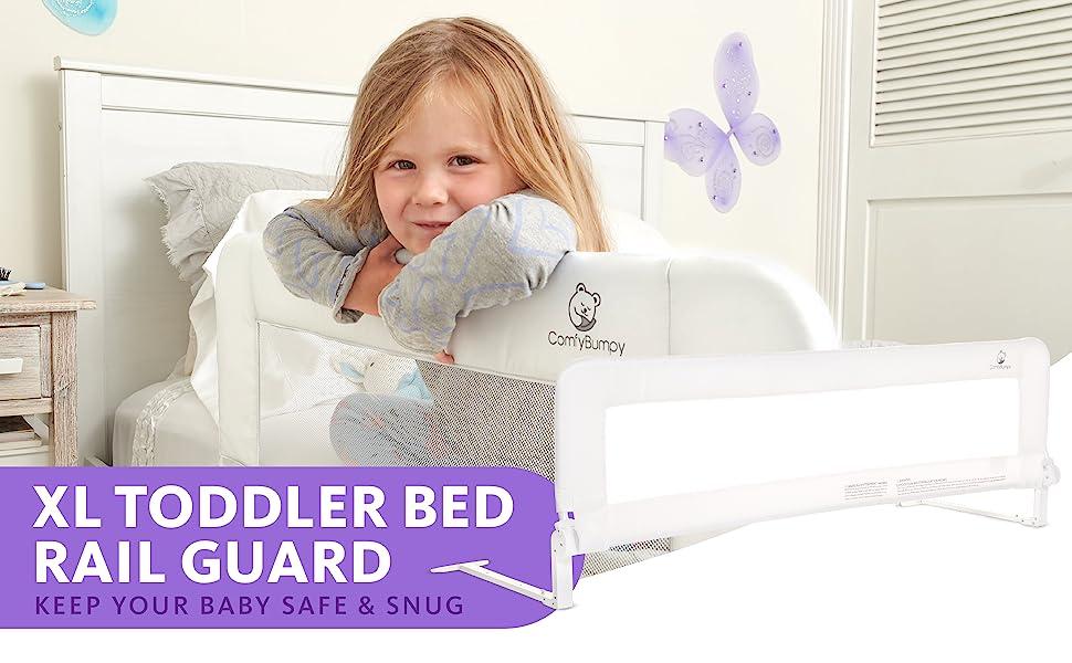 XL Toddler Bed Rail Guard