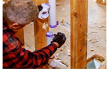 central vacuum pipe cleaner run pvc