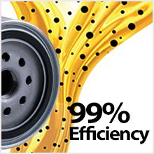 TP1015  filter efficiency