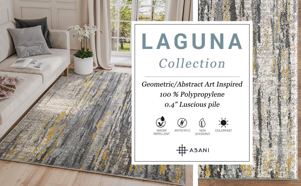 Abani Rugs Laguna Collection Bold Color rugs