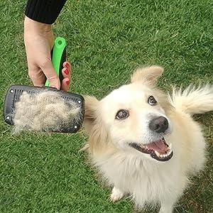 Peigne à sous-laine, brosse pour chien, brosse pour chat, brosse pour le pelage, toilettage, pelage, sous-laine, étrille, peigne.