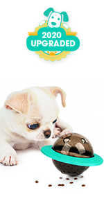 durable dog puzzle toy dog treat ball for aggressive chewers large breed