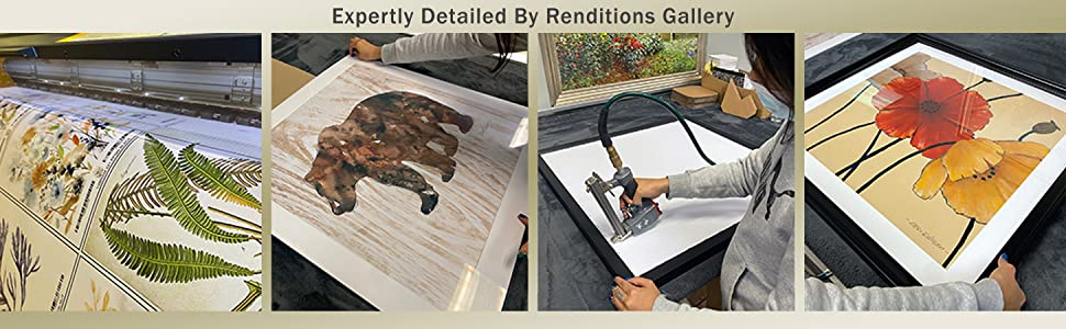 Expertly Detailed By Renditions Gallery