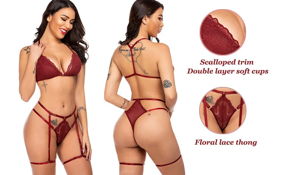 2 pc lingerie set