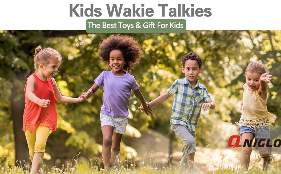 QNIGLO walkie talkies for kids-1