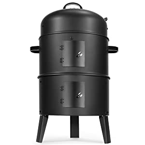 charcoal smoker grill on clearance prime cover cookbook gas basket bbq master series 560 digital