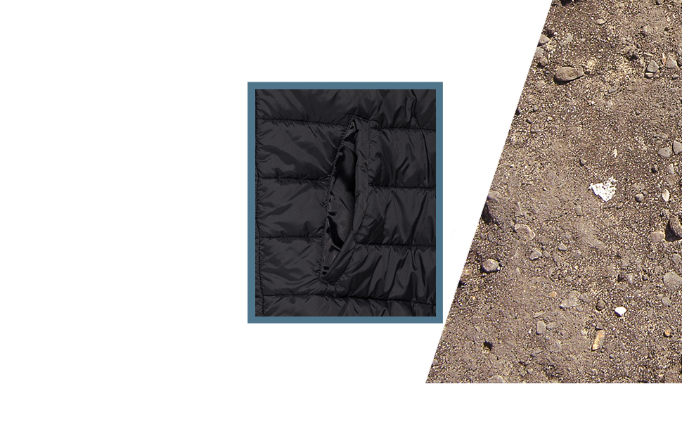 Flm Motorradjacke Motorrad Jacke Stepp Innenjacke Modular 1 0 Befestigungsschlaufen An Ärmel Nacken Und Seite 2 Außentaschen Sehr Warm Sehr Leicht Kleines Packmaß Schwarz M Xxxl 3xl Bekleidung