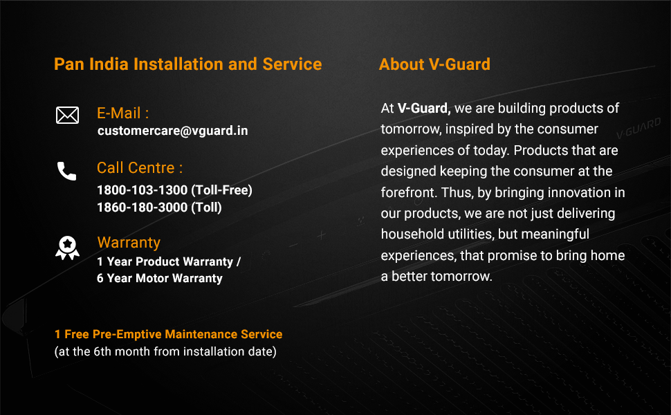Pan India Installation and Service