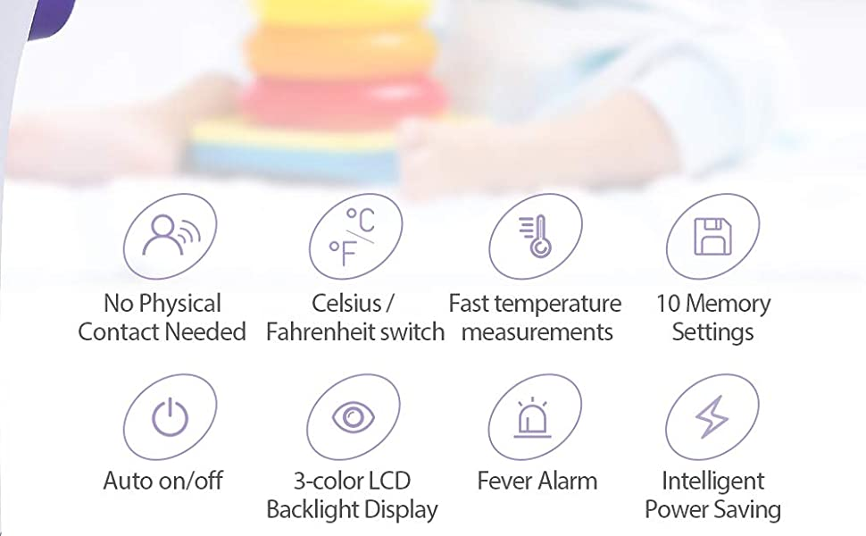 Thermometer  Non-Contact Business Bundle for Medical Offices and Hospitals 53570db1 db7c 4b10 88dc 601faa427dc4